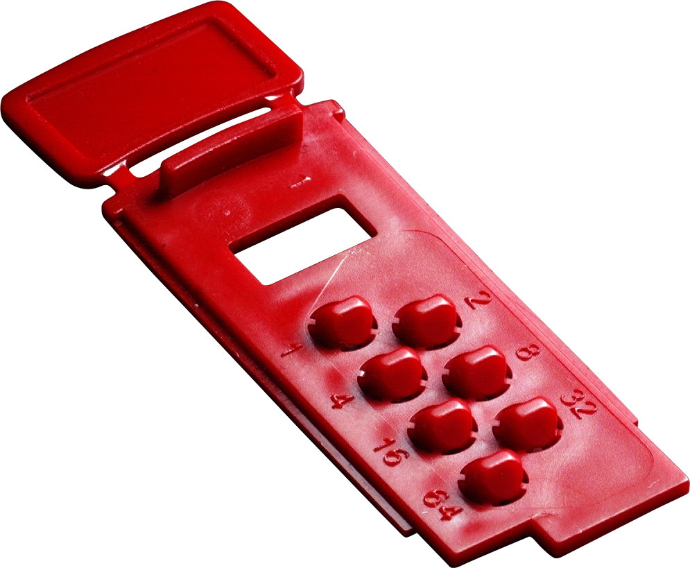 Blank XPander XPERT Card (Red) Product - Grams d.o.o.